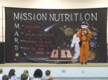 Mission Nutrition - Skip the pop, Drink Water!