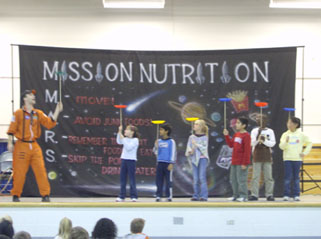 Mission Nutrition - Remember the Right Foods to Eat!