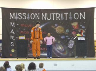 Mission Nutrition - Avoid Junk Foods!